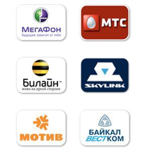 Операторы сотовой связи Тюменцево