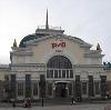Железнодорожные вокзалы в Тюменцево