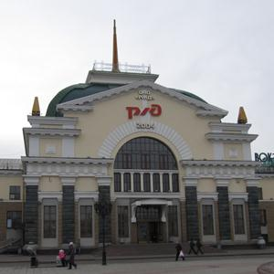 Железнодорожные вокзалы Тюменцево